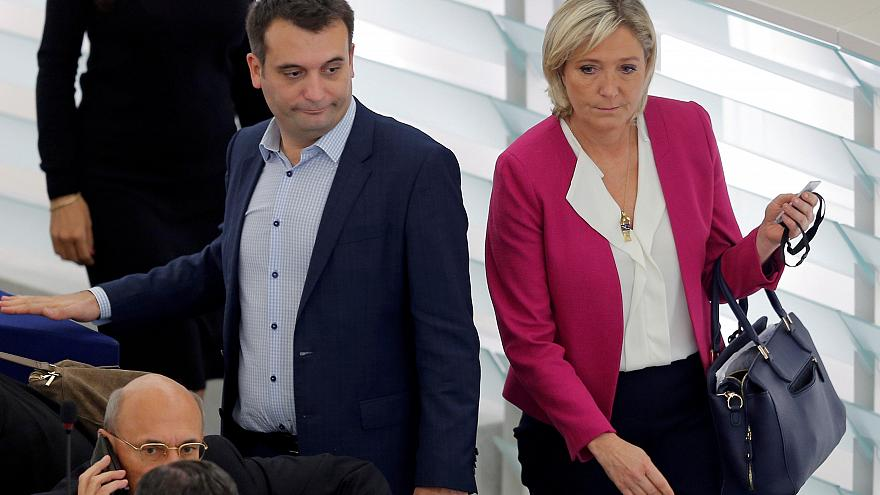 Divorce au Front National : Florian Philippot claque la porte