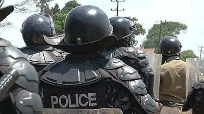 Ugandan police bans demo as parliament debates presidential age limit