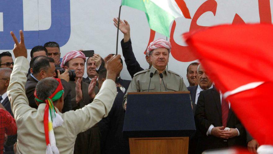 """""""Trump'ın eski danışmanı Kürdistan'ın bağımsızlığı için lobi yapıyor"""""""