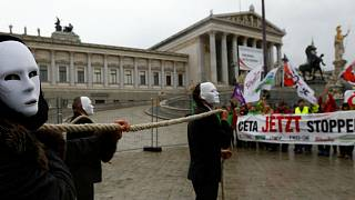 El CETA entra en vigor, pese a que la polémica sigue viva