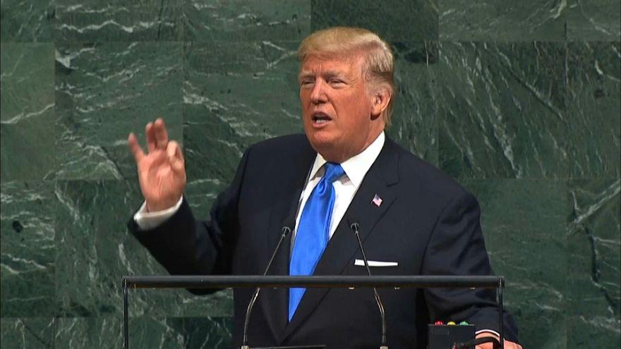 """Pyongyang répond à Trump : un """"chien qui aboie"""""""