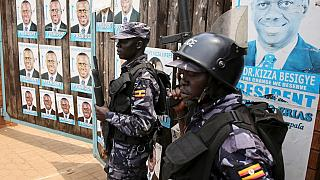 Ugandan police arrest students, mayor and block opposition offices over protests