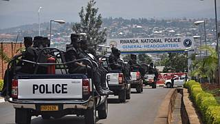 Rwandan opposition official, 8 others charged with plotting to overthrow government