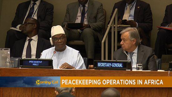 Assemblée générale de l'ONU : Débat sur les opérations de maintien de la paix [The Morning Call]