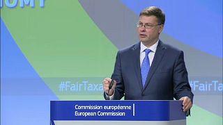 EU seeks 'joint approach' on digital tax