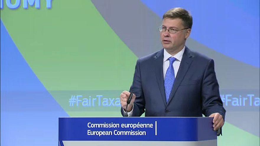 Digital-Steuer: Brüssel drängt auf Einigkeit unter Mitgliedstaaten