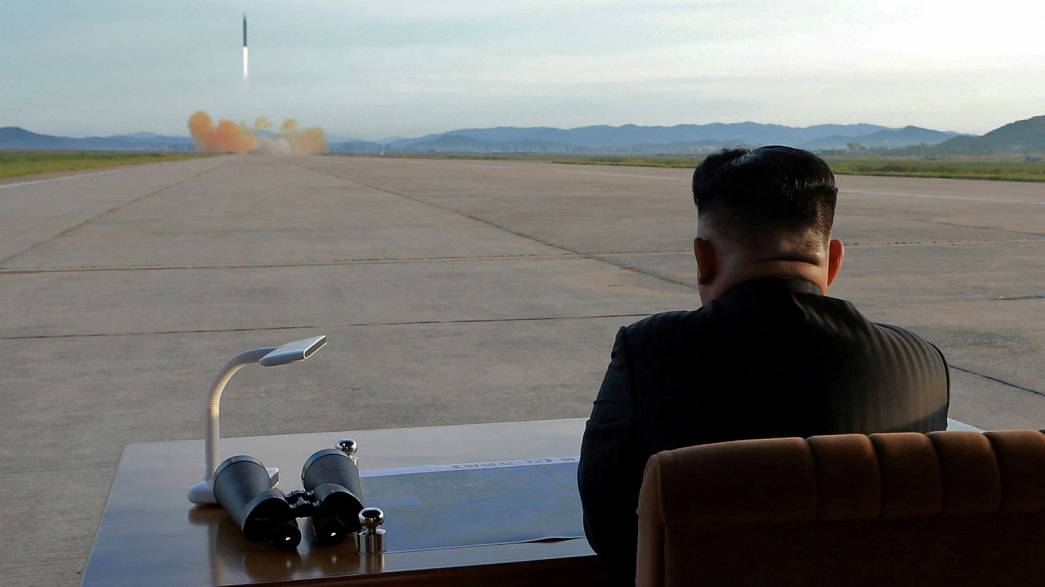 View: What does Kim Jong-un hope to win?