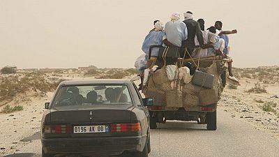 Algérie : 17 morts, dont 11 étrangers, dans une collision de véhicules