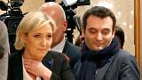 Marine Le Pen's 'future unclear' after right-hand man Philippot quits