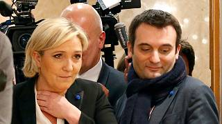 Marine Le Pen's future 'unclear' after right-hand man Philippot quits