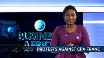 Protest increasing against the use of the CFA Franc [Business Africa]