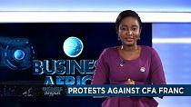 Protestations contre le franc CFA [Business Africa]