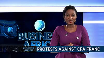 Protestations contre le franc CFA [Business Africa]