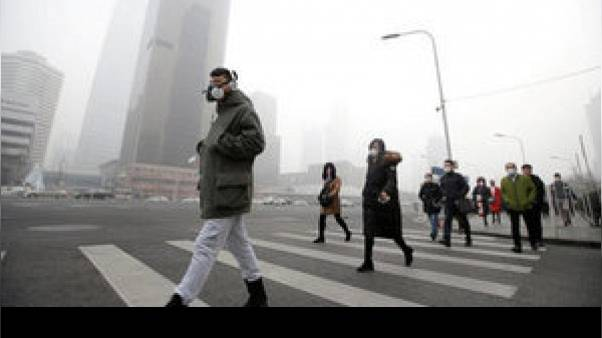 Unicef: aria tossica respirata da 300 milioni di bambini