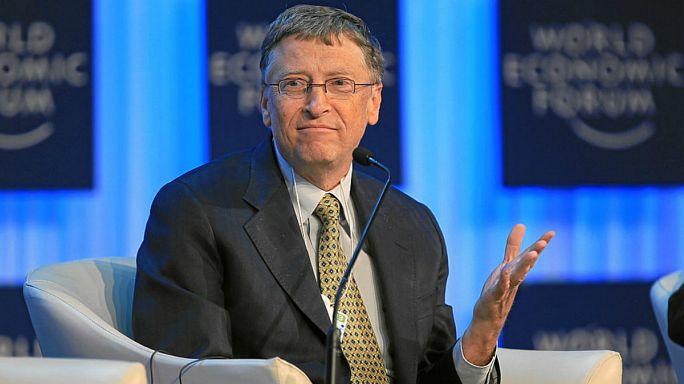 Was bereut Bill Gates?  Den Klammergriff ctrl+alt+del
