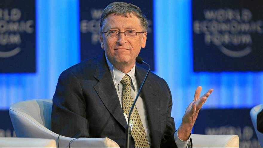 Bill Gates 'regrets' this keyboard shortcut