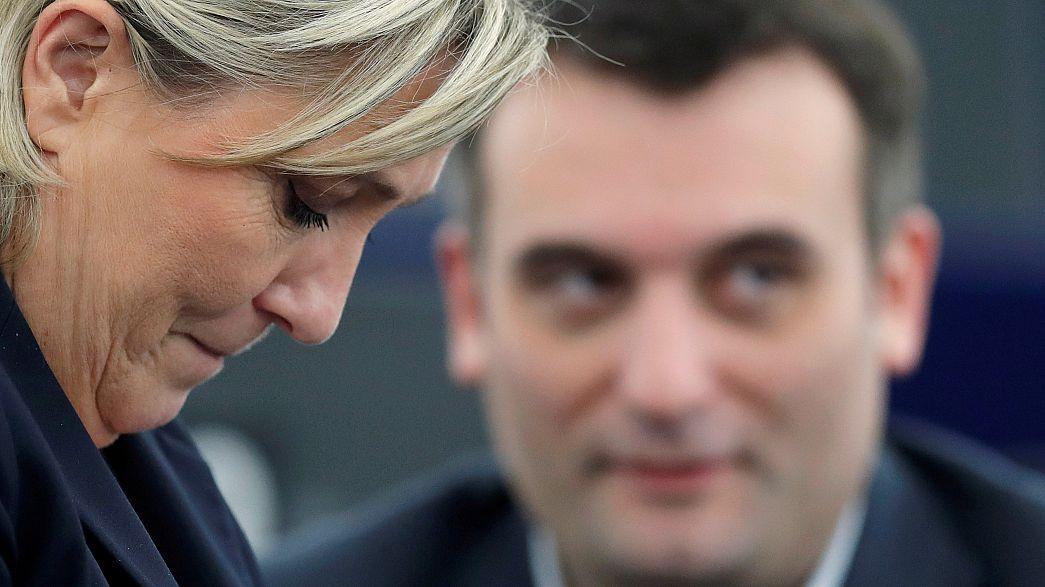 Francia: il Front National si sgretola, via il numero 2 Philippot