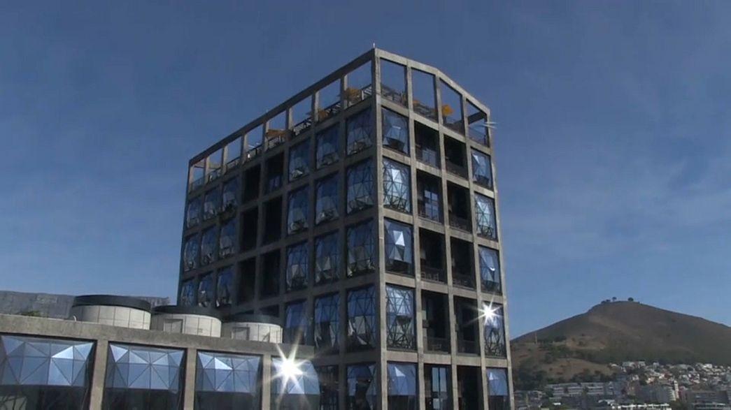 Le plus grand musée d'art contemporain africain ouvre ses portes