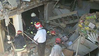 قم؛ نشت گاز و انفجار تعدادی کشته برجای گذاشت