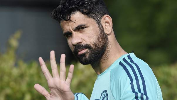 Diego Costa retourne à l'Atlético Madrid