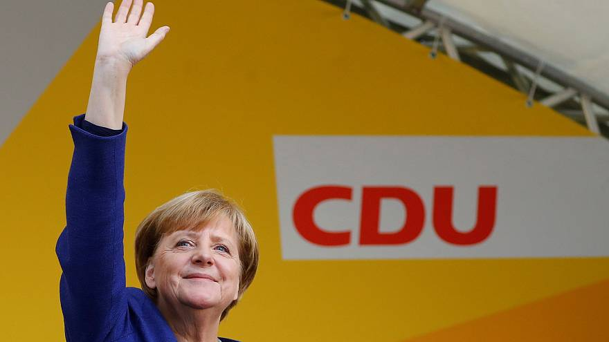 Merkel, la puissance 4?