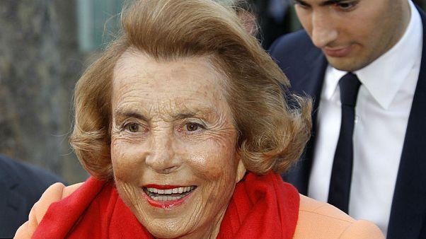ثروتمندترین زن فرانسه و مالک شرکت لورآل درگذشت