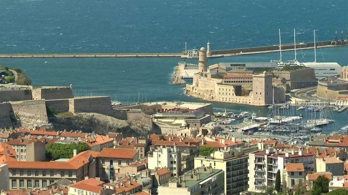 Marseille se prépare à accueillir les Jeux 2024