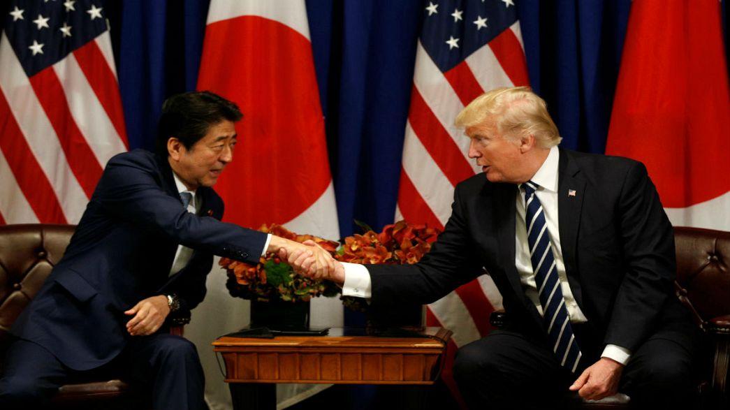 Trump aláírta az Észak-Korea elleni újabb szankciókat