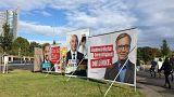 Merkel pártjának győzelmére számítanak a német választásokon