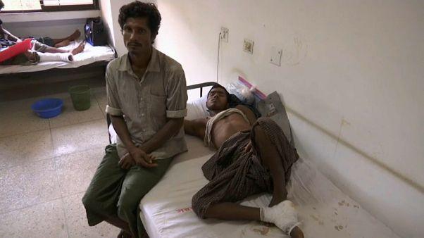 Bangladesh: migliaia di Rohingya feriti
