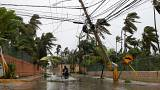 Caribbean islands assess damage from Hurricane Maria