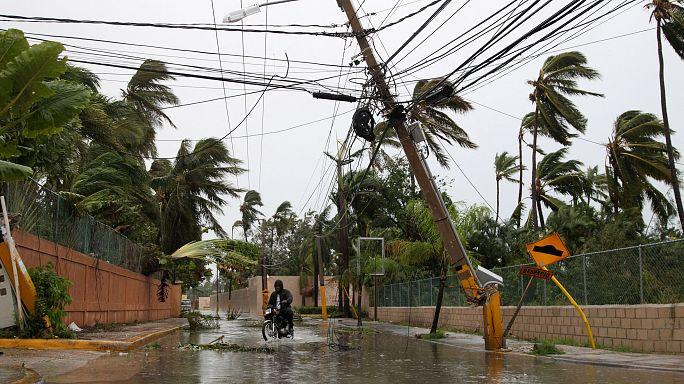 L'ouragan Maria fait 18 morts dans les Caraïbes