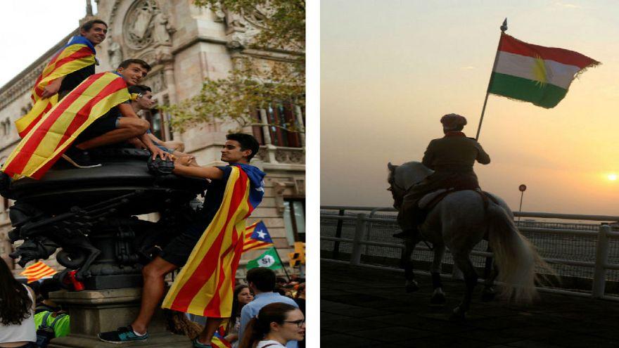 کرد، کاتالان؛ تشابه های دو اقلیت در انتظار استقلال