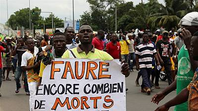 Togo protests continues as business owners worry about economic impact