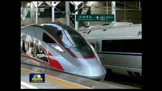 """الصين تطلق """"الطلقة"""" بسرعة مهولة"""