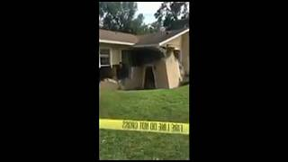 بيت انهار داخل حفرة في ميامي