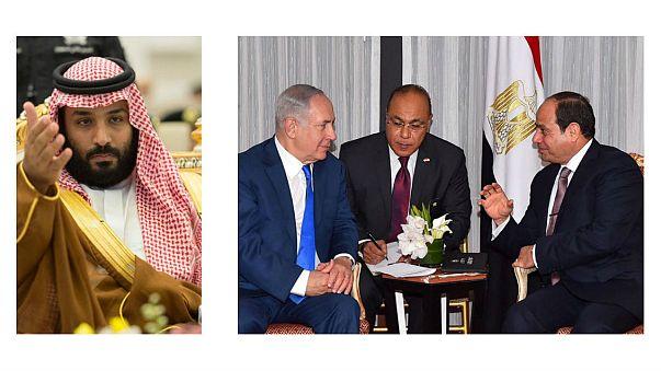 هل تصبح إسرائيل دولة شقيقة للسعودية؟