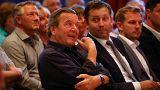 """Gerhard Schröder (73): Ex schreibt über neue Lebensgefährtin """"Frau Kim"""""""