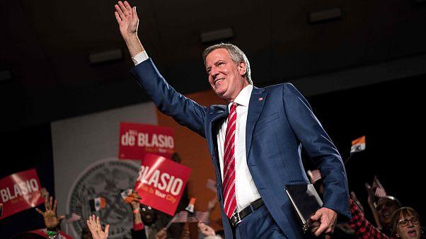 Image: Mayor Bill de Blasio