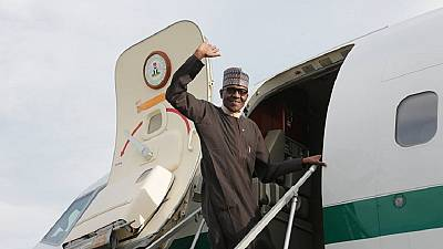 Buhari leaves New York, to stopover in London before heading home