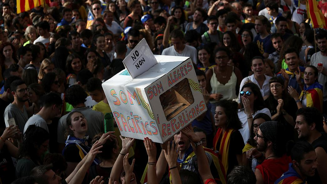 "Catalogna, Puidgemont: ""Referendum si farà"""