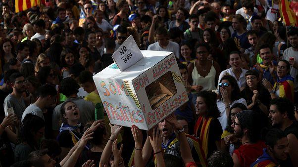 Référendum : le gouvernement catalan persiste et signe