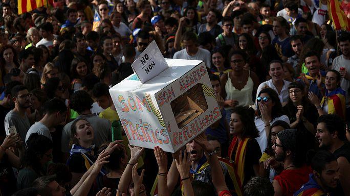 Каталония: референдум, несмотря ни на что