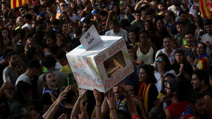 """""""Haben Notfallplan"""": Katalonien-Referendum soll stattfinden"""
