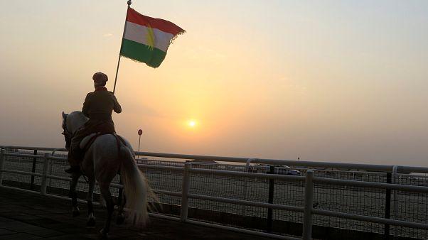 Los kurdos de Irak mantienen su referéndum pese a las presiones de Turquía