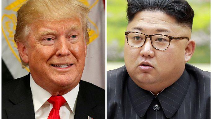 Kim Jong Un: Trump akli dengesini yitirmiş