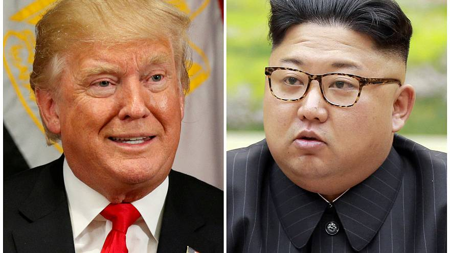 "Kim slams Trump as ""mentally deranged"""