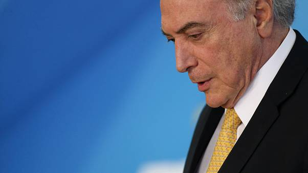 STF vota contra Michel Temer e encaminha denúncia contra o presidente