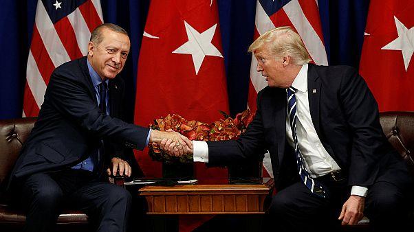 Ντ.Τραμπ: «Ο Ερντογάν έχει γίνει φίλος μου»
