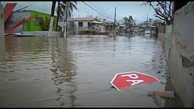 Dazed Caribbean communities wonder how life can resume after Hurricane Maria